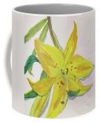 The Trickiness Of Yellow Coffee Mug