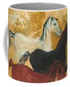 The Trio Coffee Mug