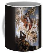 The Triumph Of Saint Hermenegild Coffee Mug