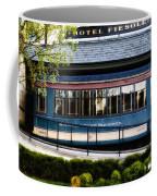 The Trolley Stop - Hotel Fiesole Coffee Mug