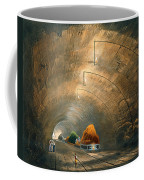 The Tunnel, From Coloured View Coffee Mug