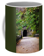 The Tunnel On The Scenic Route Coffee Mug