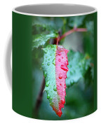 The Turning Of The Leaf Coffee Mug