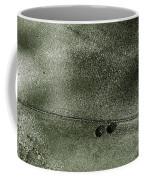 The Two With The Line  Coffee Mug