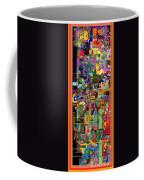 The Tzaddik Lives On Emunah 2 Coffee Mug