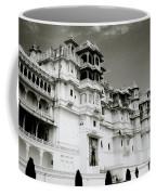 The Udaipur City Palace  Coffee Mug