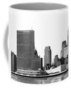 The Un And Chrysler Buildings Coffee Mug