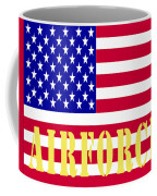 The United States Airforce Coffee Mug