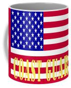 The United States Coast Guard Coffee Mug