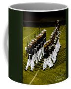 The United States Marine Corps Silent Drill Platoon Coffee Mug