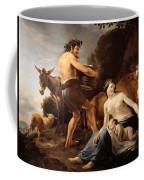 The Upbringing Of Zeus Coffee Mug