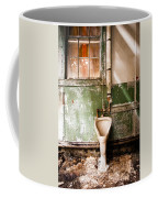 The Urinal Coffee Mug