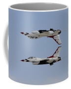 The U.s. Air Force Thunderbirds Coffee Mug