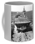The U.s. Aircraft Carrier Uss Boxer Coffee Mug