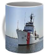 The U.s. Coast Guard Cutter Valiant Coffee Mug