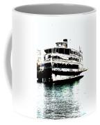 The Uss Columbia 8.5.14 Coffee Mug