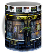 The Utterly Pissed Pub Coffee Mug