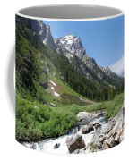 The Valley Beyond Coffee Mug