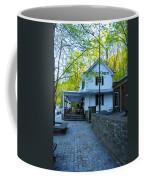 The Valley Green Inn On Forbidden Drive Coffee Mug