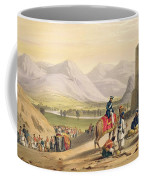 The Valley Of Maidan, From Sketches Coffee Mug
