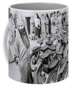 Woman In The Souk Coffee Mug