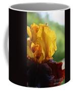 The Velvet Iris Coffee Mug
