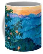 The Very Blue Ridge Coffee Mug