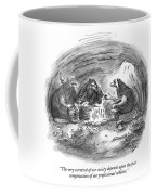The Very Survival Of Our Society Depends Coffee Mug