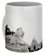 The Victoria Memorial In Calcutta Coffee Mug