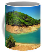 The View At Shasta Lake Coffee Mug