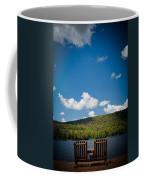 The View From Big Moose Inn Coffee Mug