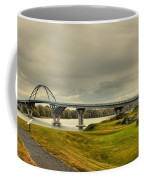 The View From Crown Point New York Coffee Mug