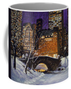 The View From The Bridge Coffee Mug