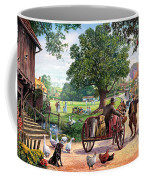 The Village Green Coffee Mug