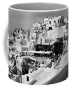 The Village Of Oia 2 Coffee Mug