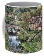 The Village Coffee Mug by Olivier Le Queinec