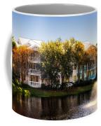 The Villas Of Walt Disney World Coffee Mug