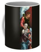 The Virgin And Saint John The Evangelist Coffee Mug