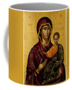 The Virgin Hodegetria Coffee Mug