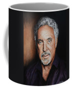 The Voice Coffee Mug by Andrew Read