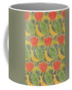 The Voysey Birds Coffee Mug