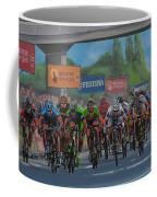 The Vuelta Coffee Mug by Paul Meijering