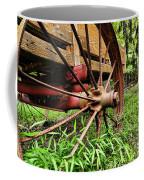 The Wagon Wheel Coffee Mug
