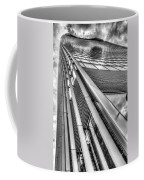 The Walkie Talkie London Coffee Mug