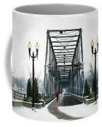 The Walking Bridge Coffee Mug