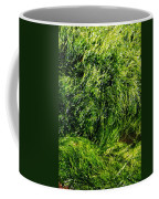 The Walls Are Alive - Seaside Abstract Coffee Mug