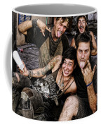 The Wanderers In New Orleans Coffee Mug
