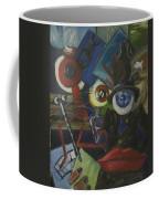 The Wandering Eye Coffee Mug
