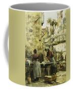 The Washerwomen Coffee Mug by Peder Monsted