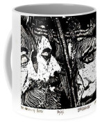 The Watchers Of Death Coffee Mug